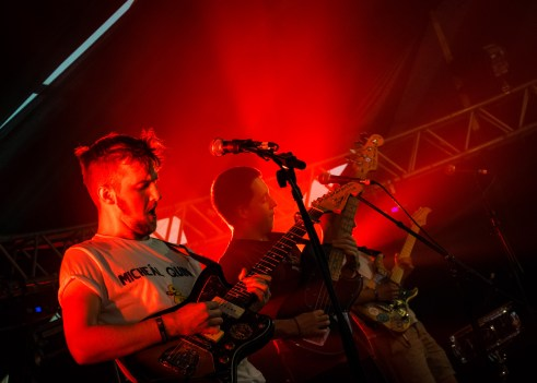Search Party Animal at Knockanstockan 2016 (photo by Stephen White) 2