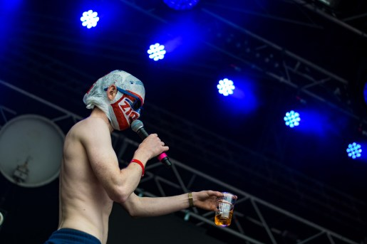 The Rubberbandits at The Beatyard 2016 (Photo by Stephen White) 7