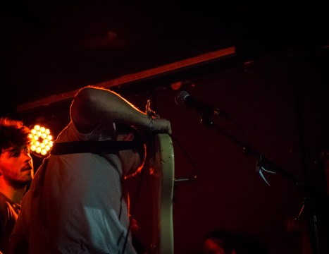 Thumper at the Workman's Club (photo by Stephen White) 4