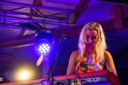 Wyvren Lingo at Knockanstockan 2016 (photo by Stephen White) 12