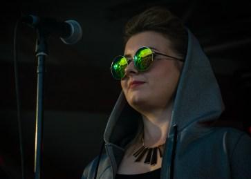 Zaska at Knockanstockan 2016 (photo by Stephen White) 5