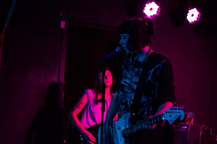 Dilly Dally at the Workman's Club (photo by Stephen White) 7