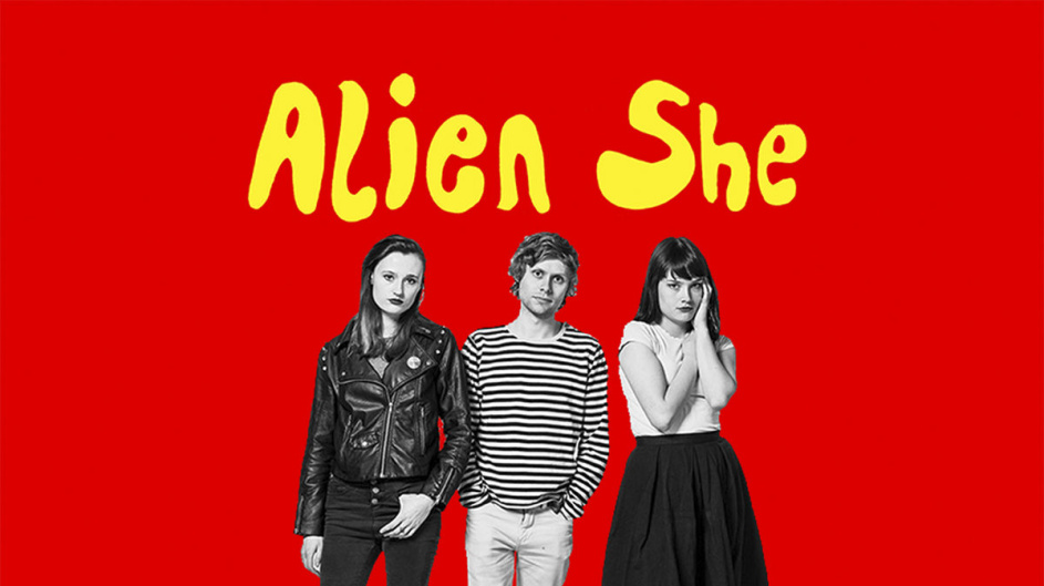 Review | Alien She – Feeler