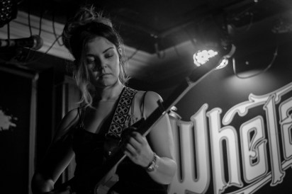 Honeyblood in Whelan's April 2017 (Photo by Stephen White) 18