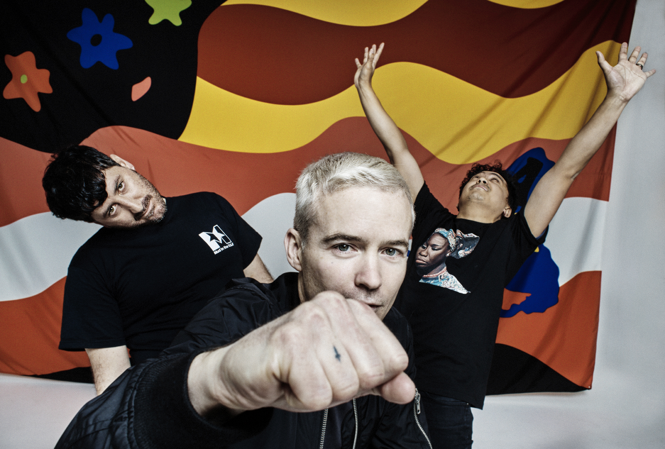 The Avalanches set for the Academy