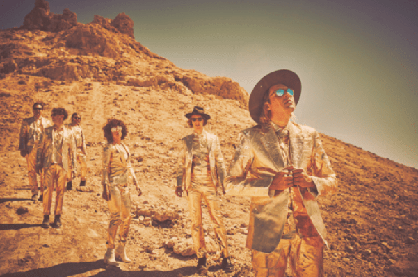 Arcade Fire to return to Dublin next April