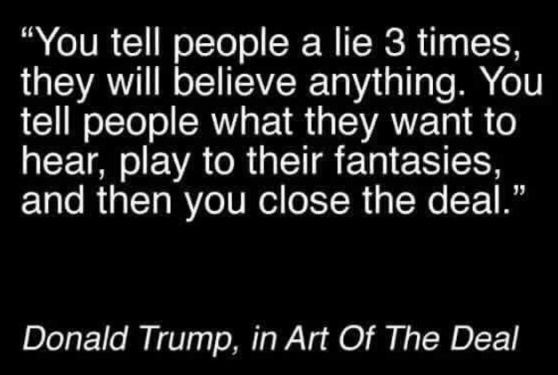 Debunking More Donald Trump Lies – 'Myth of Trump's Great ...