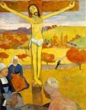 Paul Gauguin, The Yellow Christ, 1889