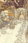 Alice's Adventures in Wonderland, Arthur Rackham, 1907