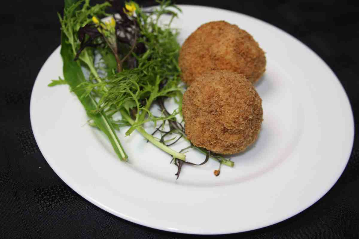 Scotch Quail Eggs by The Late Chef