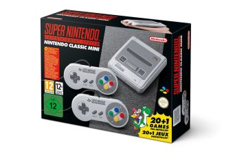 SNES Classic, the European and Asia Pacific version...