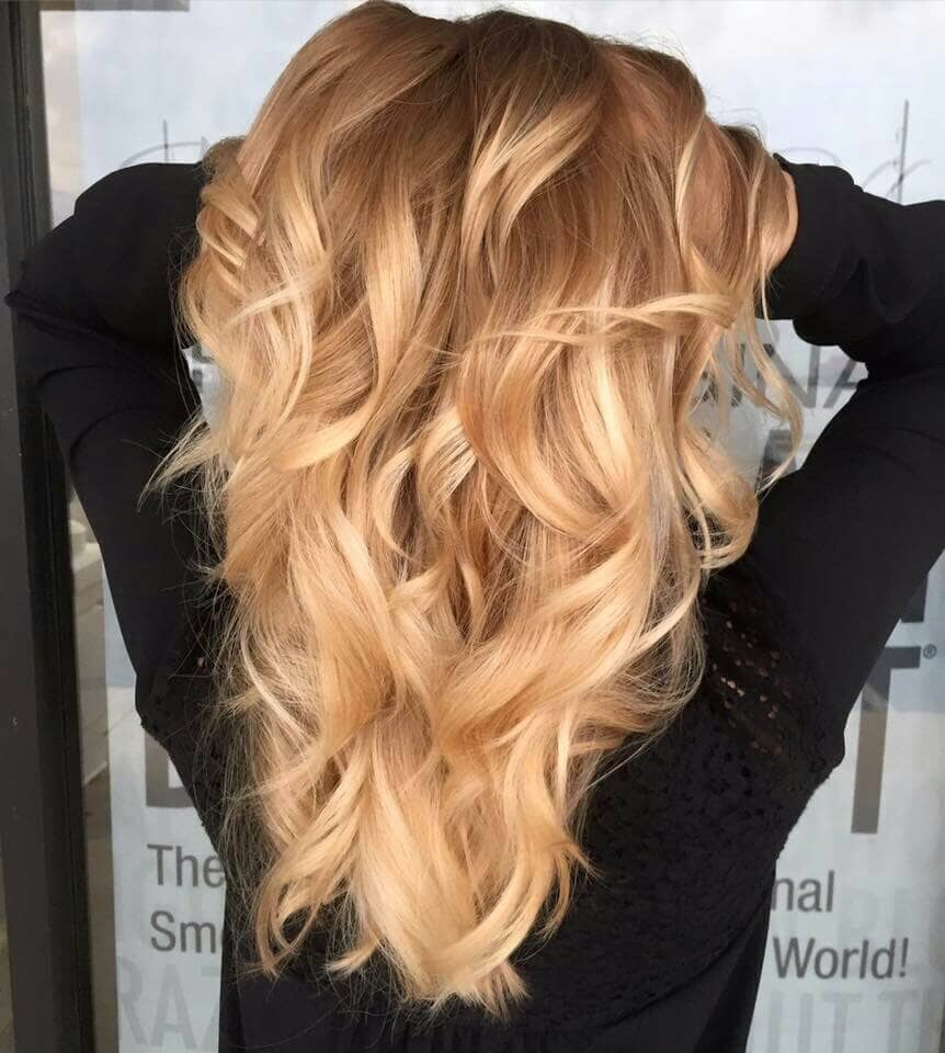 Sunny Beach Blonde