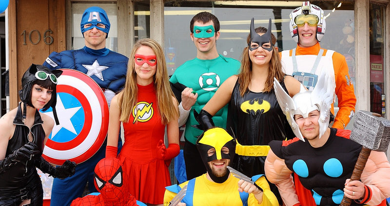 A great leadership tip: Look for each team members superpower, and help them hone it!