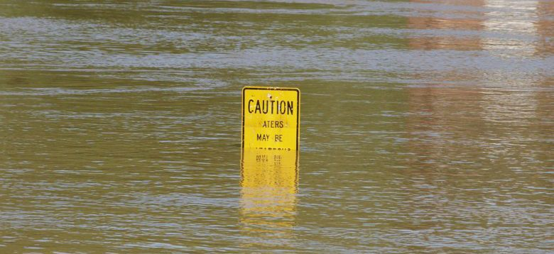 A recent office flood reminds us to prepare for ANY eventuality when we speak or present!