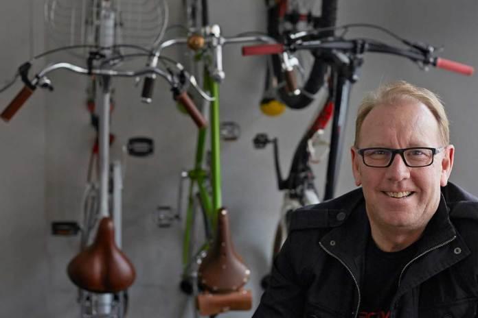 David Steadman We Ride Australia Board