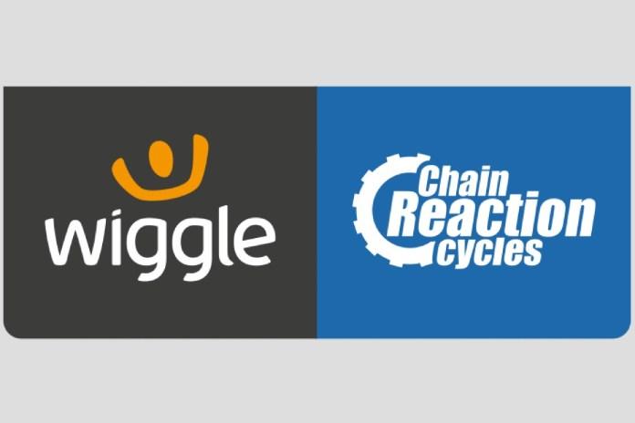Wiggle Chain Reaction Cycles Logo