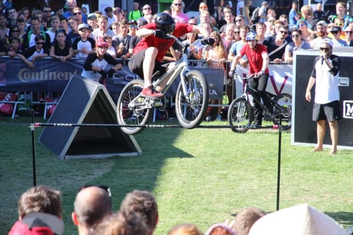 Eurobike Trials Show