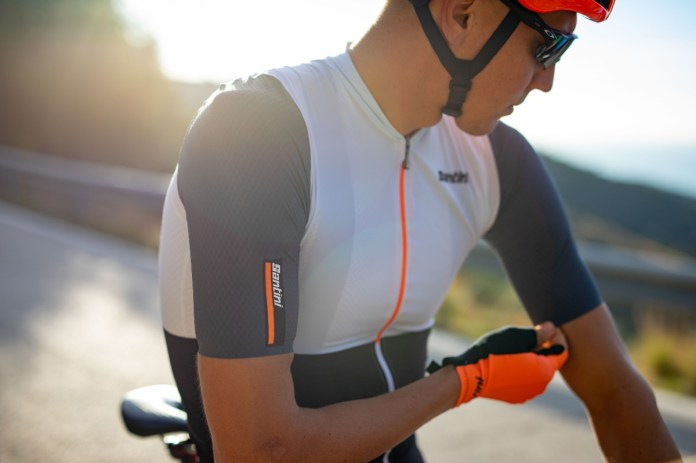 Santini is a brand distributed by Bikesportz Imports