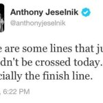 Anthony Jeselnik and a Twitter joke about the Boston Marathon