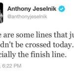 Anthony Jeselnik and a Twitter joke about the Boston Marathon