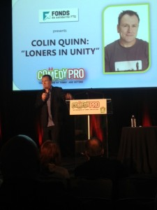 Colin Quinn Keynote at JFL