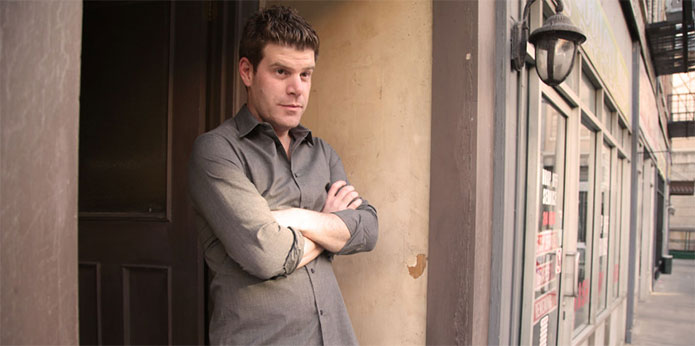 Steve Rannazzisi - photo by Anastasia Nora-Lee
