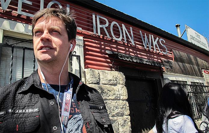 SXSW Jim Breuer Iron Works