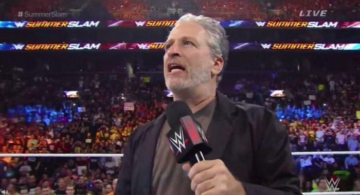 Jon Stewart SummerSlam