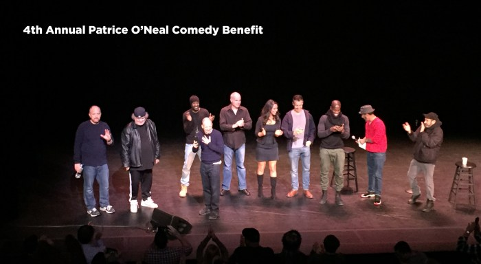 Patrice O'Neal Benefit 2016