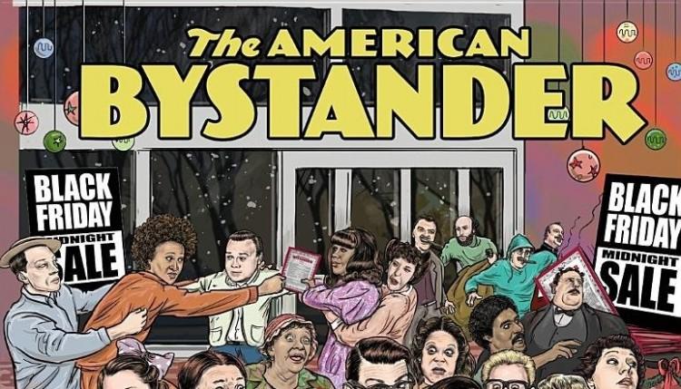 American Bystander Cover