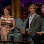 """Jimmy Carr explains his one of a kind laugh and love for hecklers on the """"Late Late Show"""""""