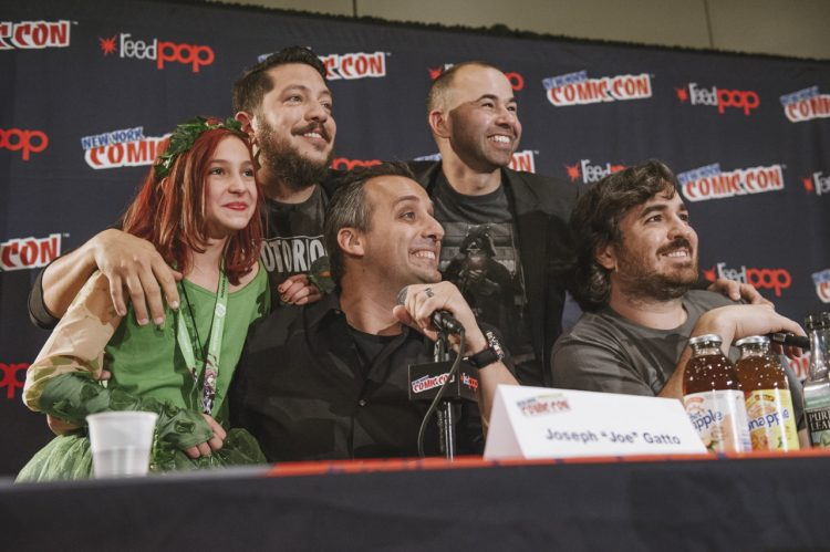 Impractical Jokers NYCC