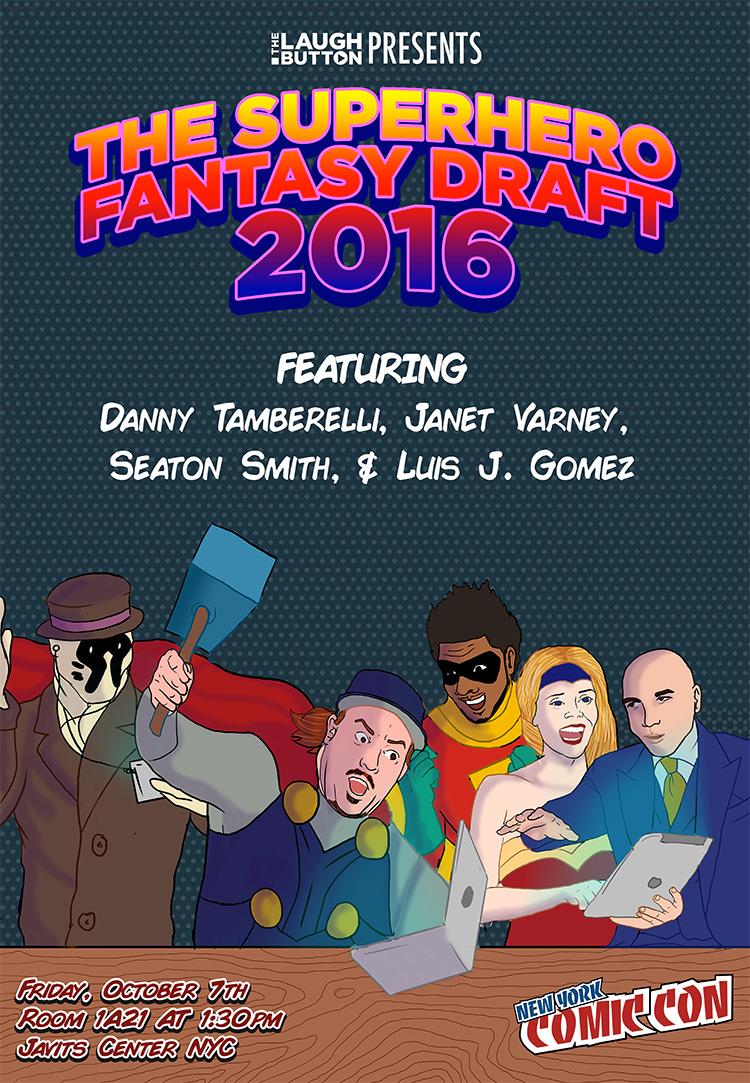 NYCC - Fantasy Draft