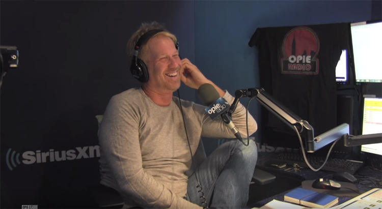 "Opie gives an update on his departure from SiriusXM: ""Fired SO fired"""