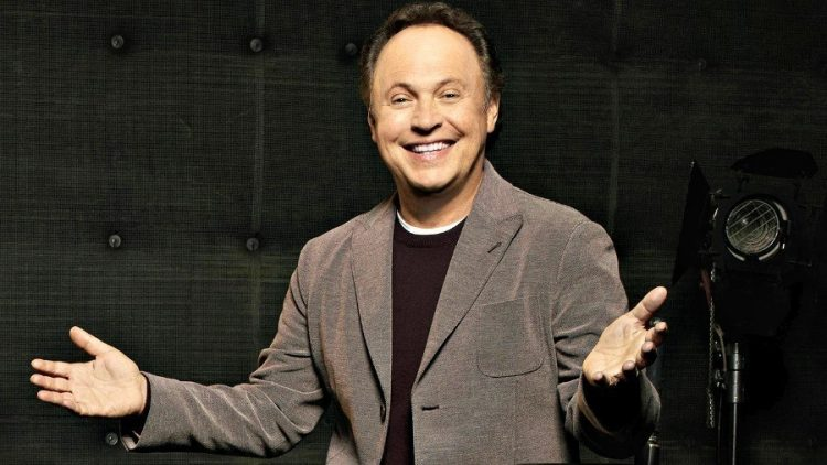 """Spend The Night With Billy Crystal"" tour announced; Bonnie Hunt joins"