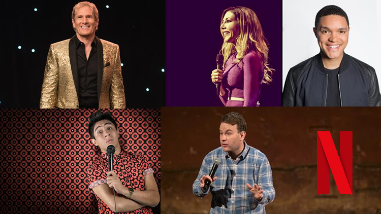 Netflix announces its February 2017 specials including Trevor Noah, Mike Birbiglia, and Michael Bolton