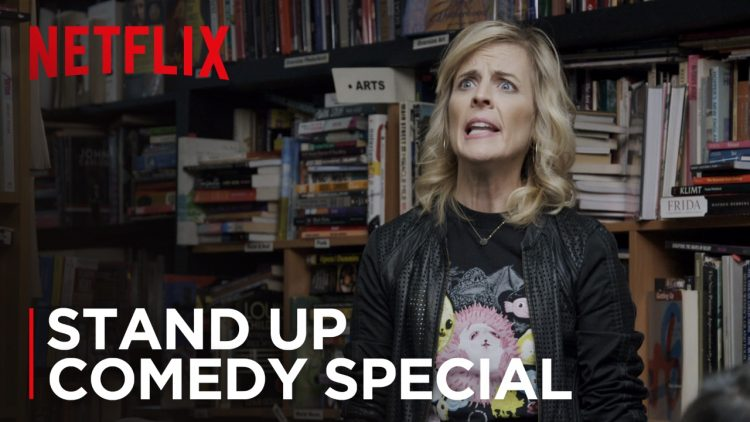 "Here's the trailer for Maria Bamford's new special, ""Old Baby"""