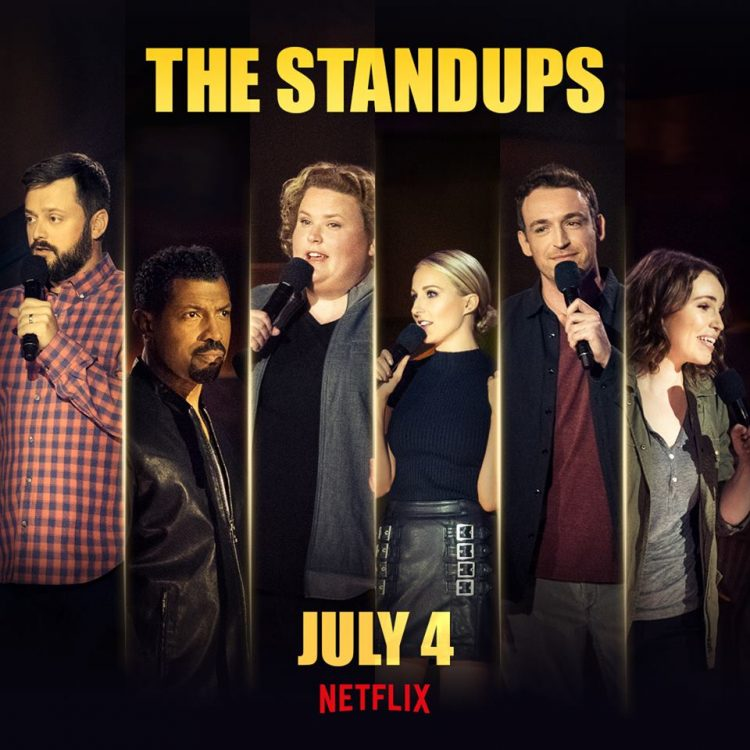 "Release date set for Netflix series ""The Standups,"" featuring new half hours from Nate Bargatze, Beth Stelling, Dan Soder and more"