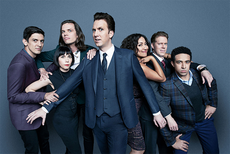 """The Opposition w/ Jordan Klepper"" announces its full cast of correspondents and writers"