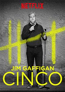 Jim Gaffigan - Cinco