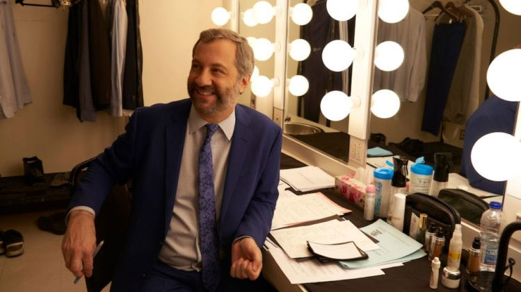Talking all things stand-up with Judd Apatow
