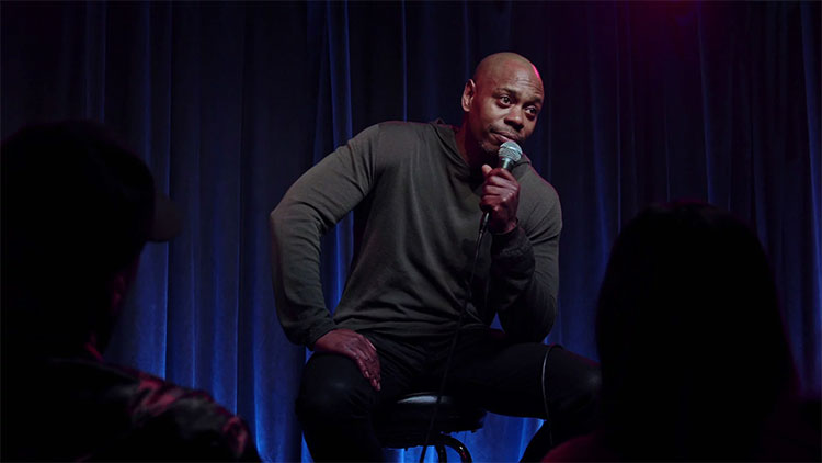 Dave Chappelle causes 50 year old book to become a best seller... again