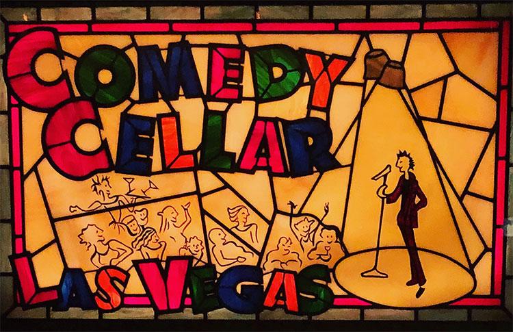 The Comedy Cellar Las Vegas