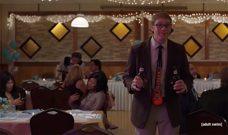 "Watch the trailer for Joe Pera's new Adult Swim series, ""Joe Pera Talks With You"""