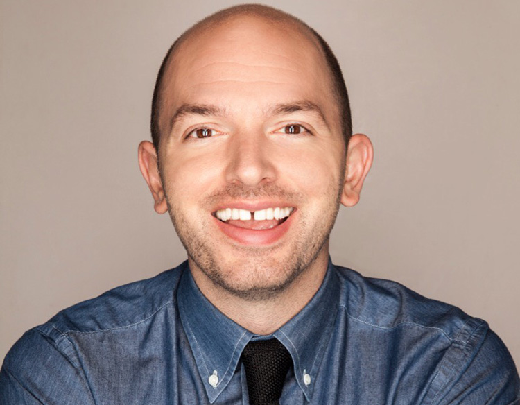 "A ""Slice"" of life with Paul Scheer"