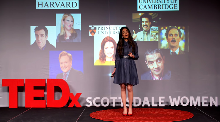 A doctor interviewed 500+ stand-up comics, then gave a Tedx talk about the comedian brain