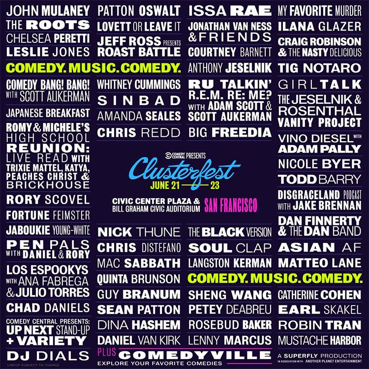 Clusterfest 2019
