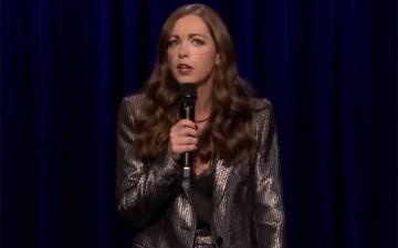 Megan Gailey - The Tonight Show