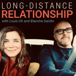 "Louis CK launches new audio series with his girlfriend, ""Long Distance Relationship"""