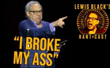 LBRC - Broke My Ass